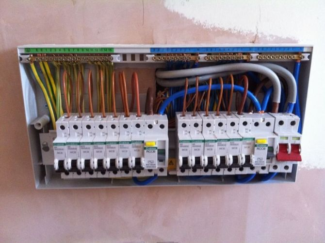 ct0538 residential electrical installation distribution