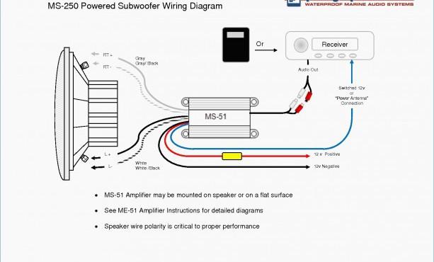 quad voice coil wiring diagram  4 runner wire diagram