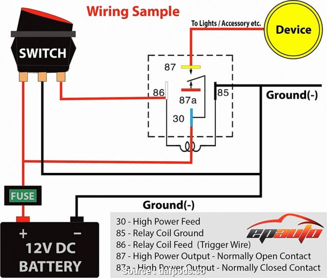 zh0169 wiring 12v lights to a switch lighted rocker switch