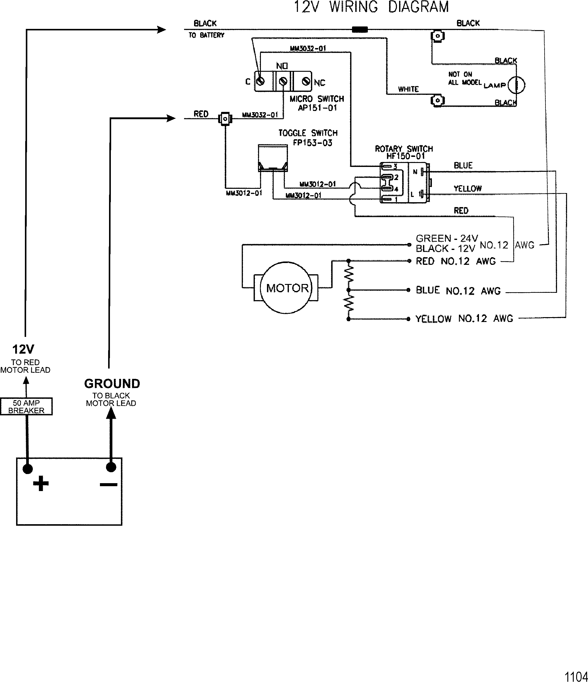 Motorguide Wireless Wiring Diagram