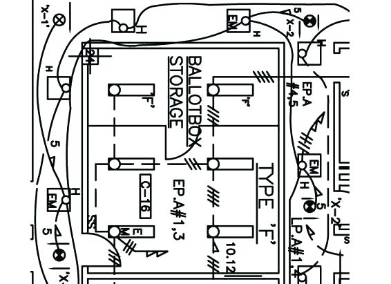 three bedroom wiring diagram