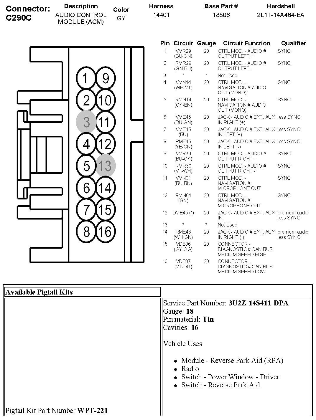 Kenworth Radio Wiring Harness Diagram Sony Radio Wiring