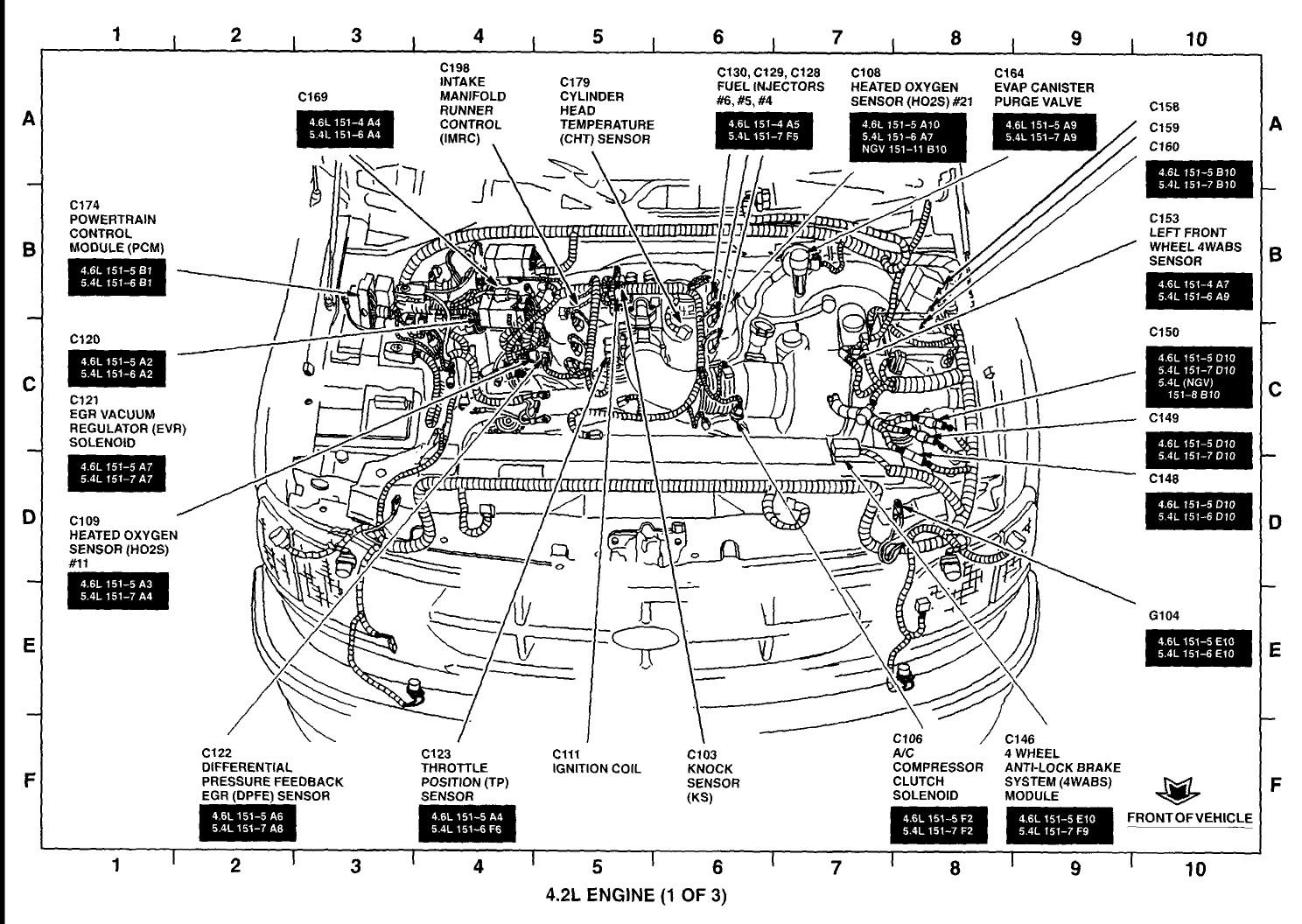 So Ford F 150 Parts Diagram Wiring Diagram