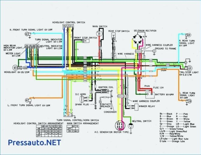 honda xrm headlight wiring diagram  ford f 250 wiring
