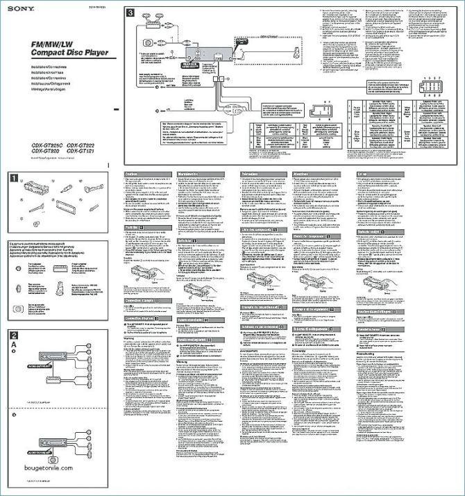 sony cdx gt550ui wiring diagram  1999 silverado bcm wiring