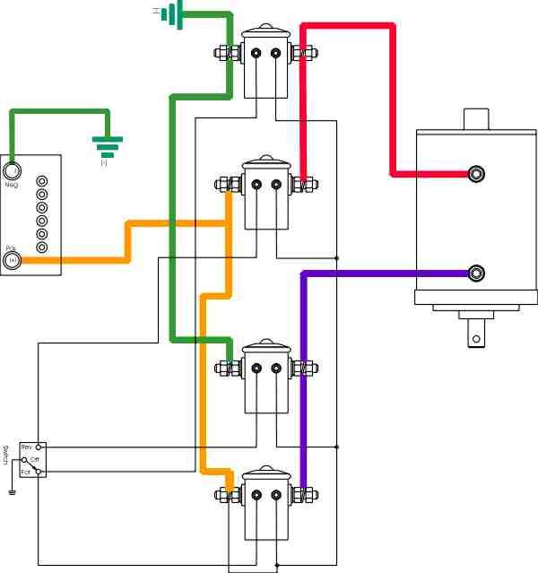 ol9826 ramsey winch wiring diagram design free diagram