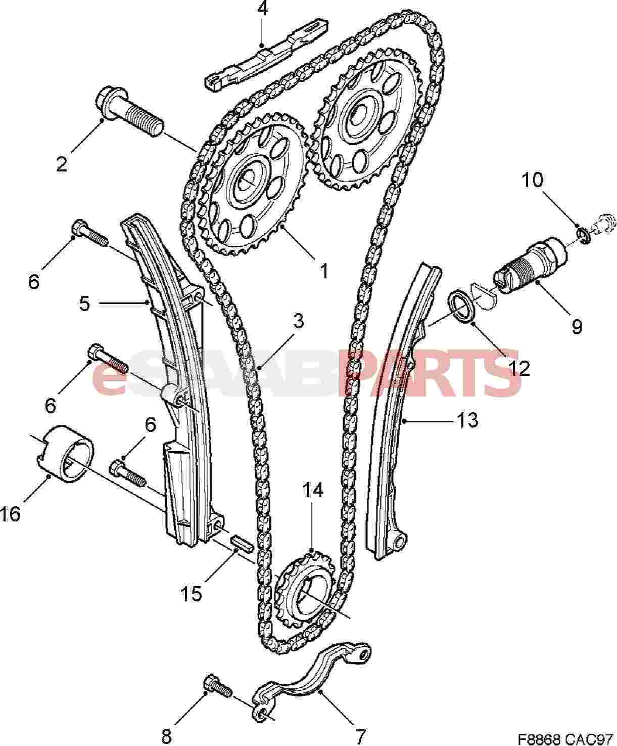 Am Engine Timing Chain Diagram Free Diagram