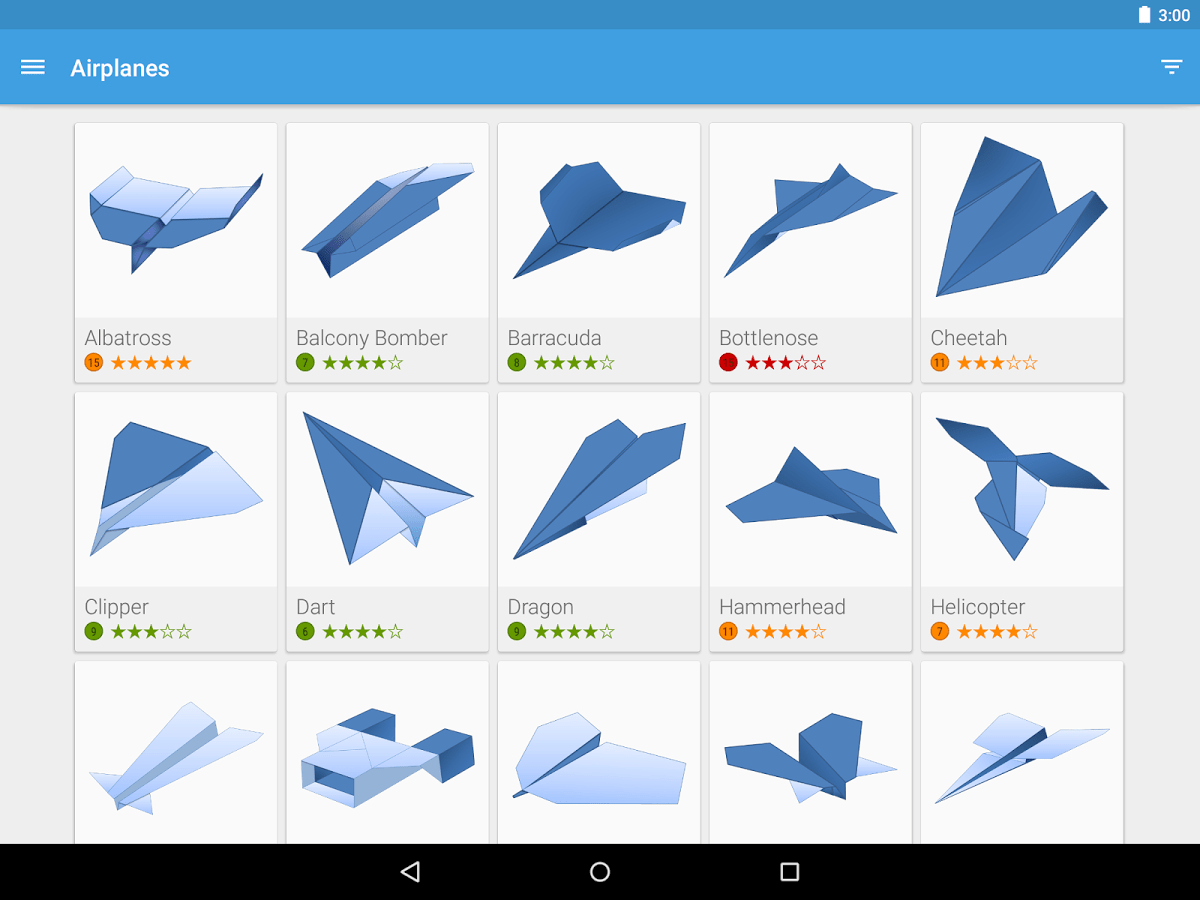 F 22 Paper Airplane Template