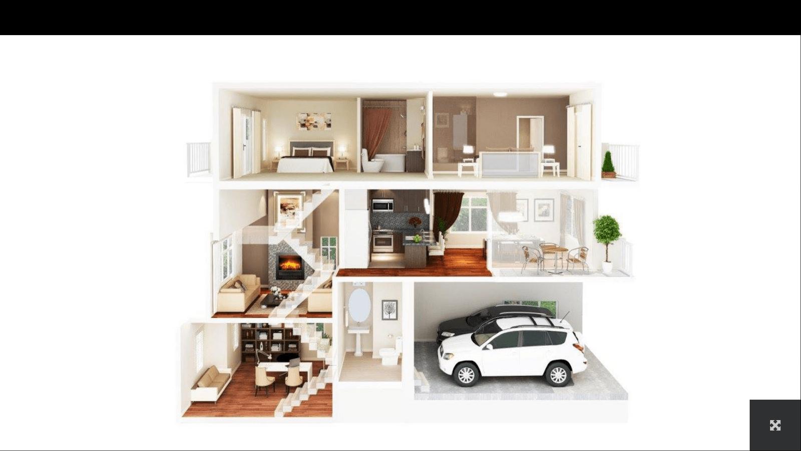 Virtual Furniture Placement