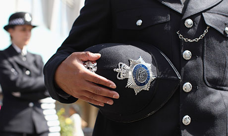 How do police forces break down by ethnic minority officer ...