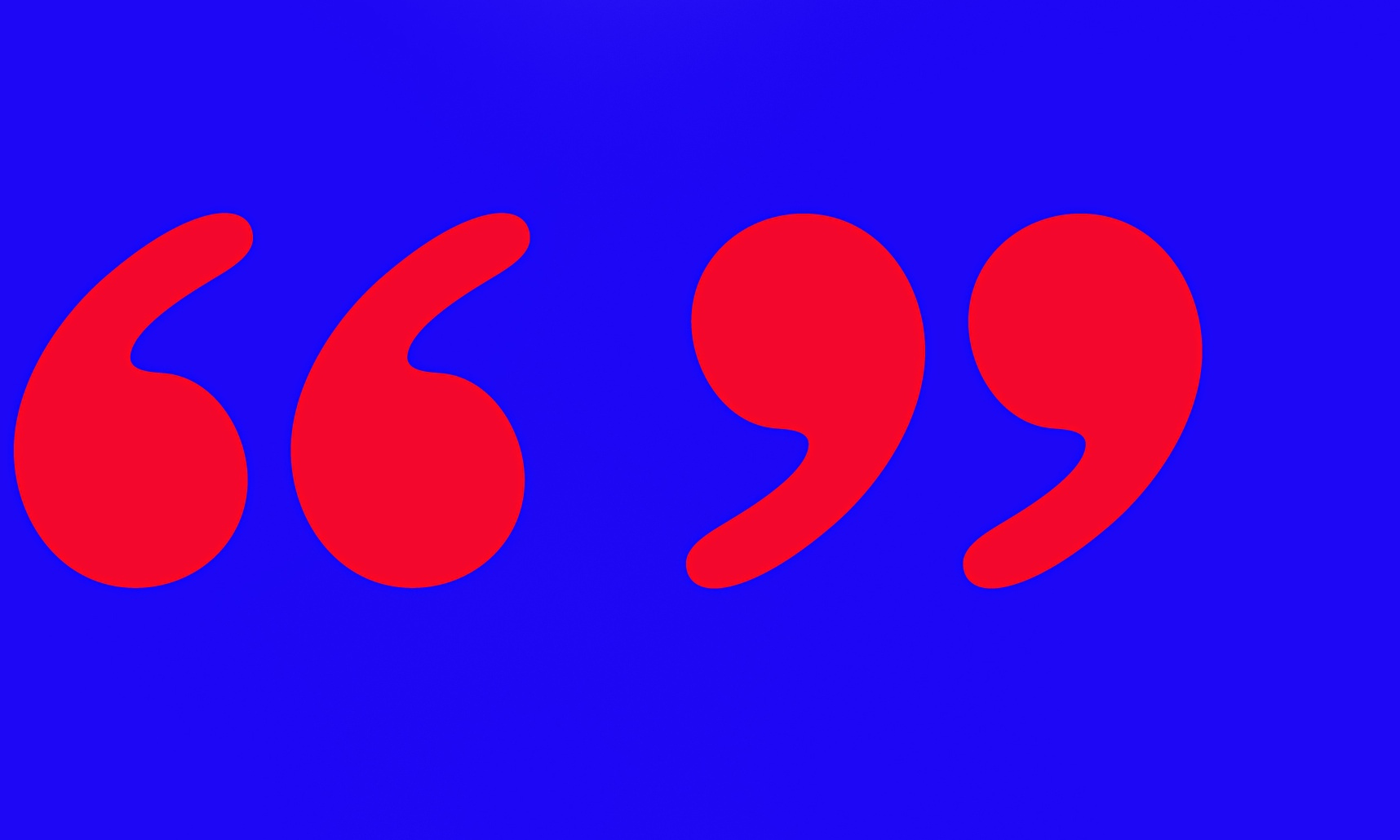 Quotation Marks Dialogue Examples