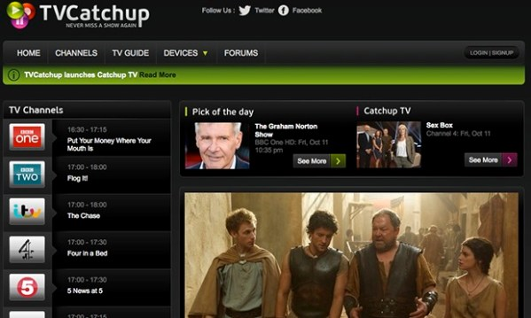 ITV, Channel 4 and Channel 5 force TVCatchUp to drop their ...
