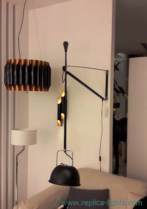 replica flos 265 wall lamp