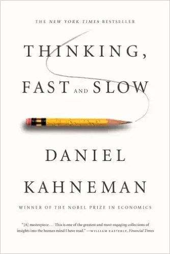 thinking fast and slow kahneman