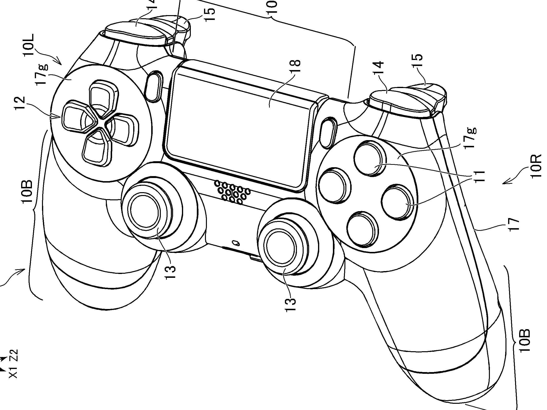 Sony Filed A Patent For A New Playstation Controller And