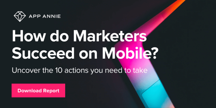 10 Actions Marketers should take on mobile - mobile marketing report
