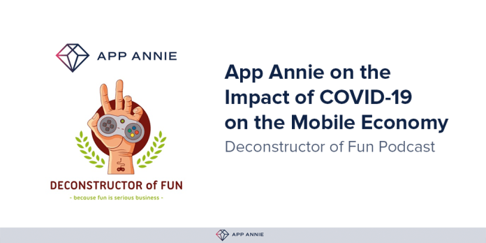 covid-19 coronavirus deconstructor of fun mobile impact games