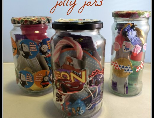 how to make jolly jars