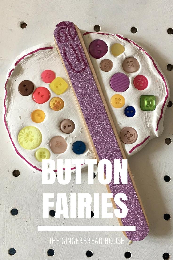 button fairies craft