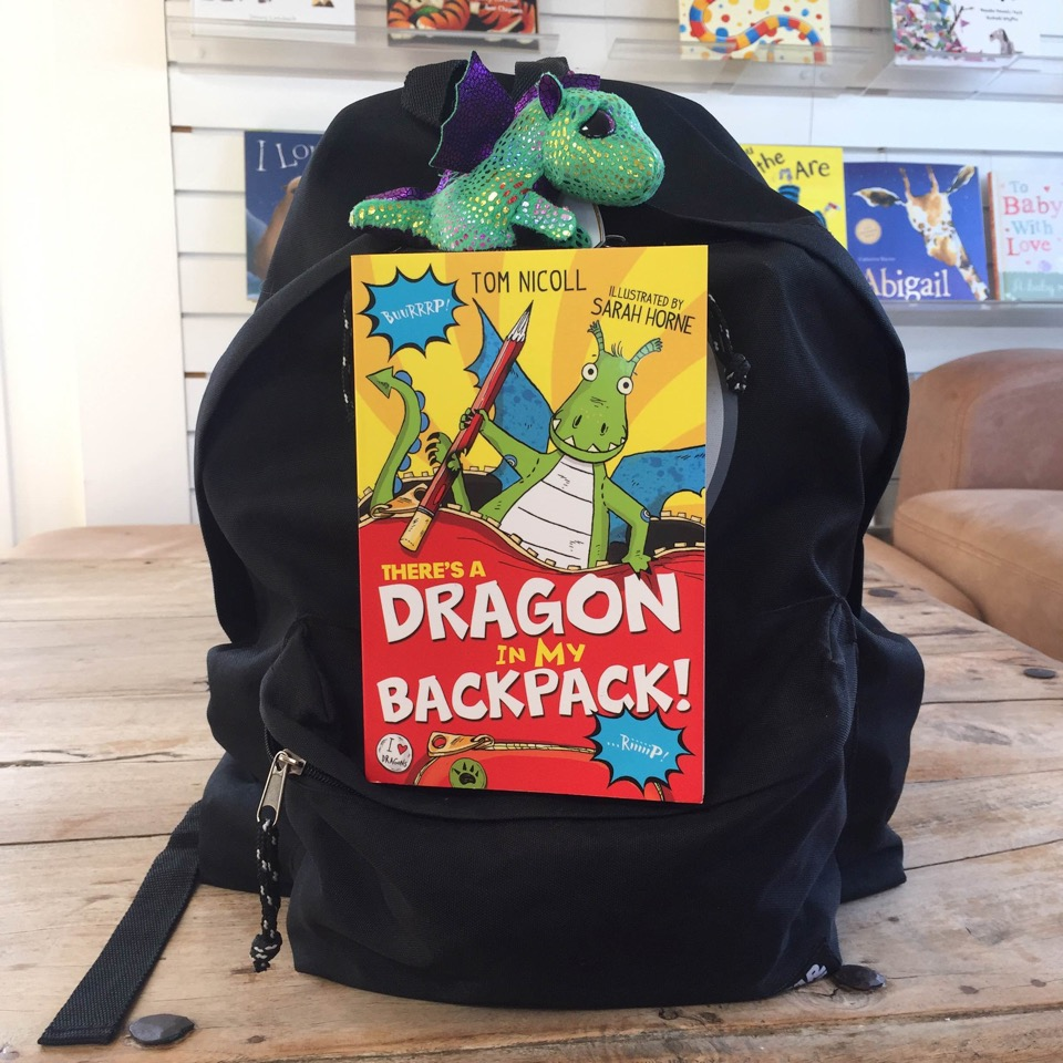 There's a Dragon book