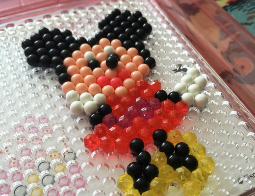 Aquabeads Minnie Mouse Playset