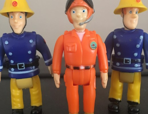 Fireman Sam and friends