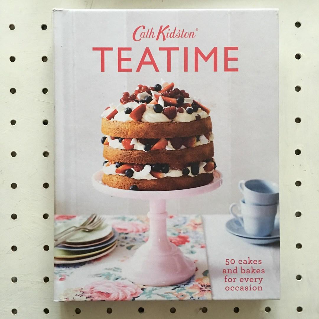 Cath Kidston Teatime book cover