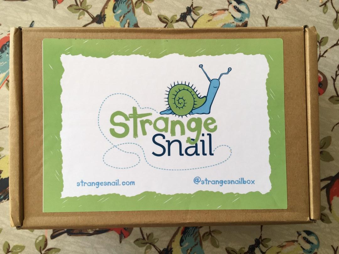 Strange Snail subscription box