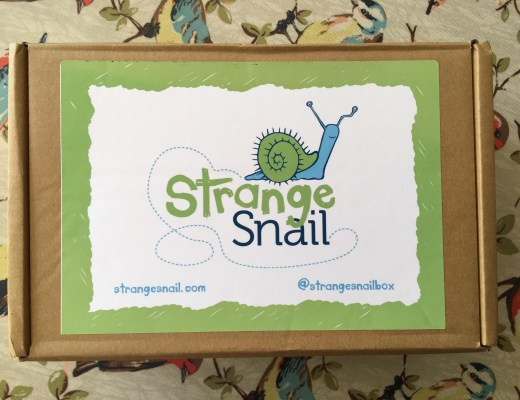 Strange Snail subscription box