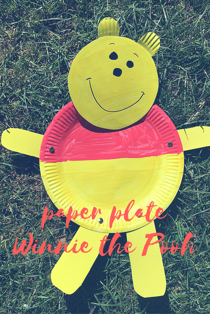 Did you know that this year sees Winnie-the-Poohu0027s 90th anniversary? The 14th October 2016 marks 90 years since A.A. Milneu0027s first Winnie-the-Pooh book was ... & Paper plate Winnie the Pooh craft - the-gingerbread-house.co.uk
