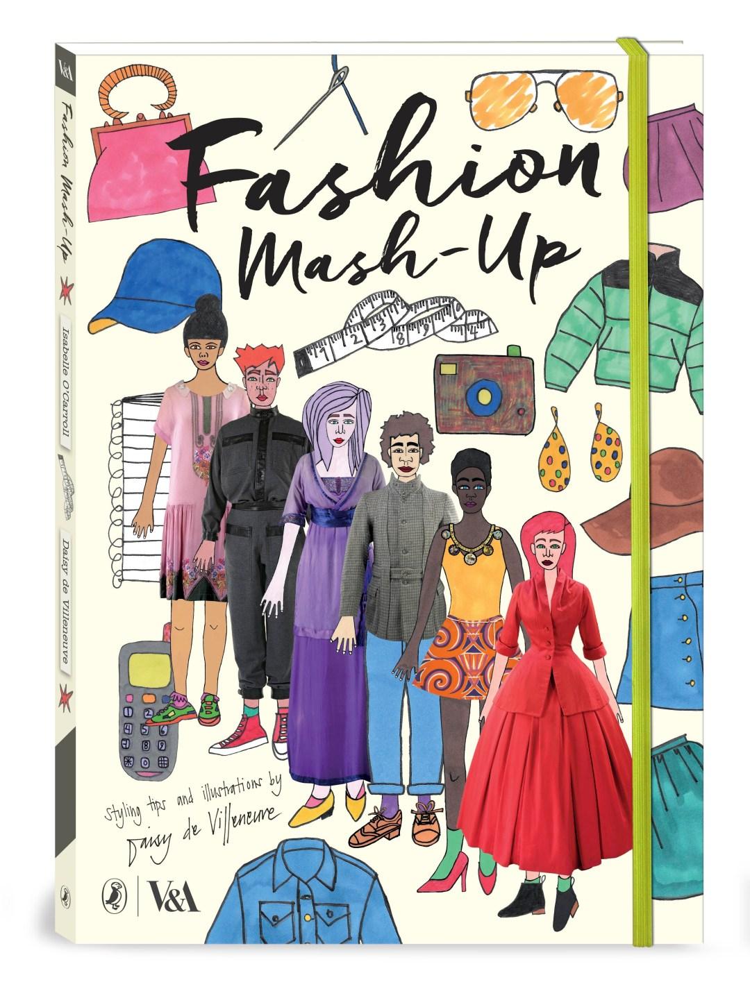 Fashion Mash Up Daisy de Villeneuve