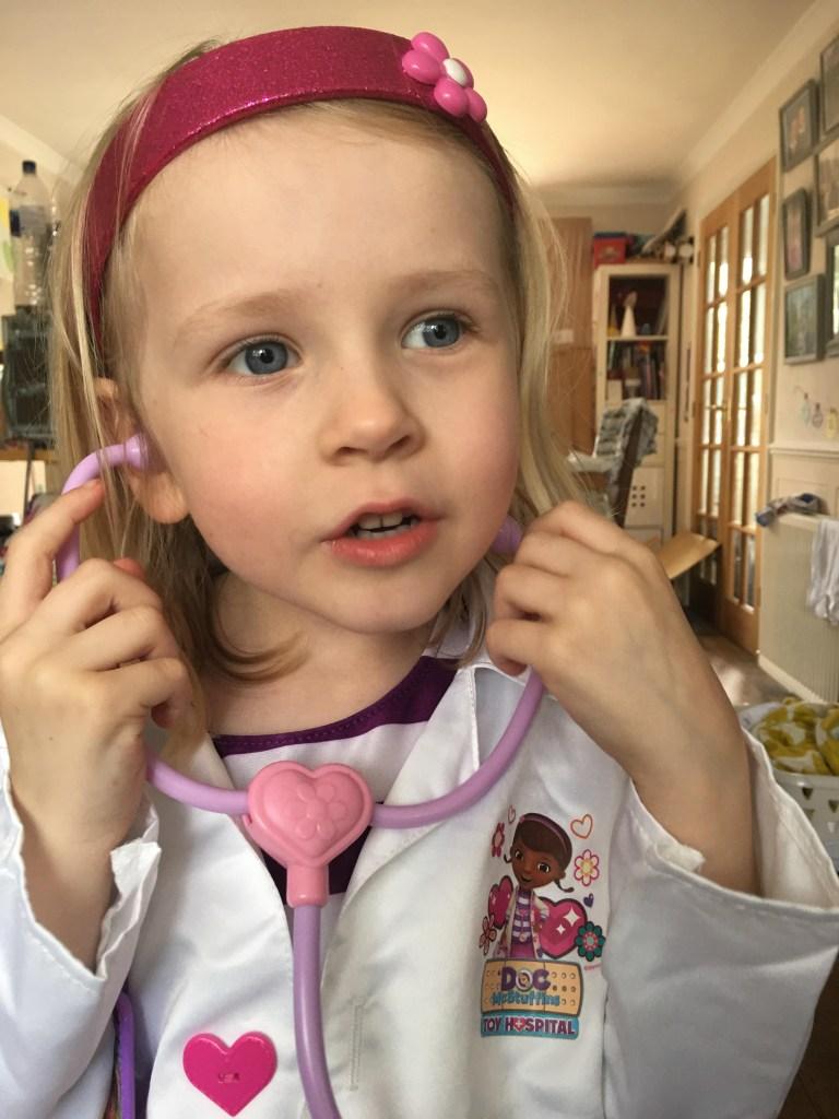 Doc McStuffins Toy Hospital Role Play Set