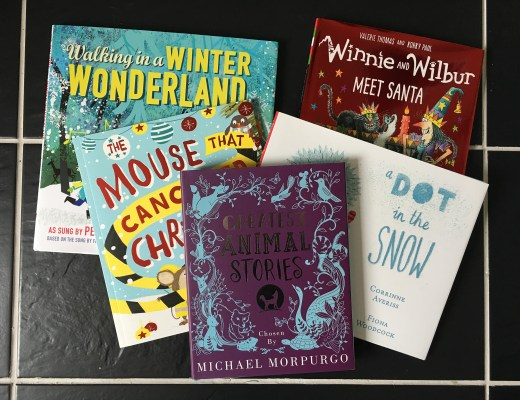 Win a bundle of Christmas Picture Books from Oxford Children's Books