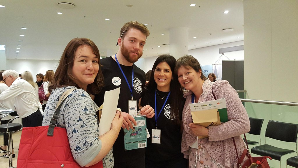 bloggers at Blogfest