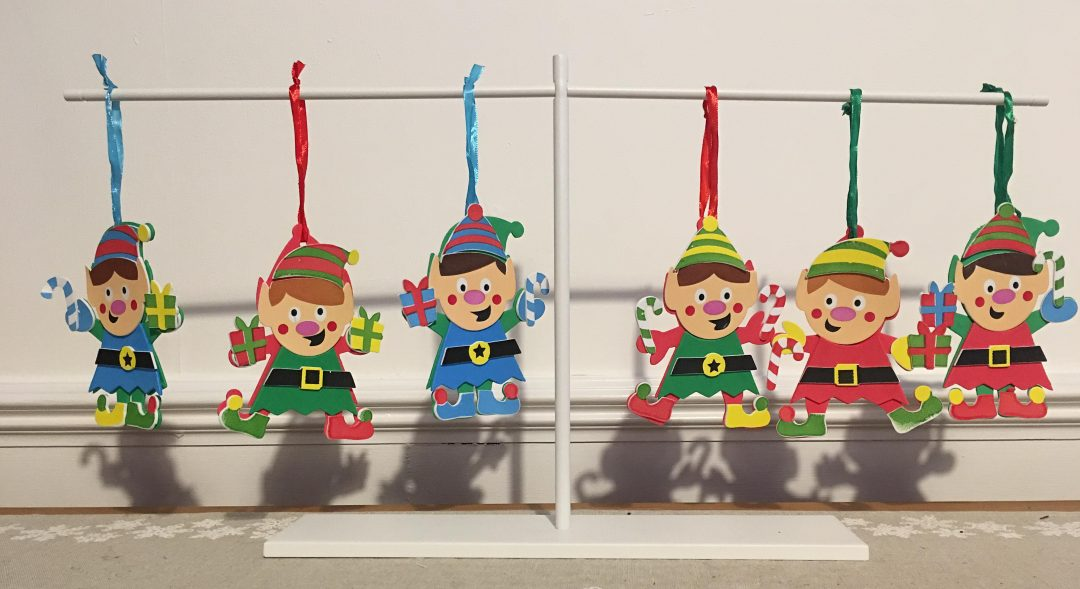 Click here to see why i recommend these craft supplies. Easy Elf Craft For Kids The Gingerbread House Co Uk