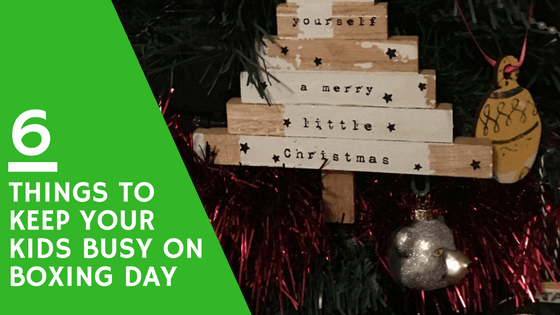 6 things to do with kids on Boxing Day