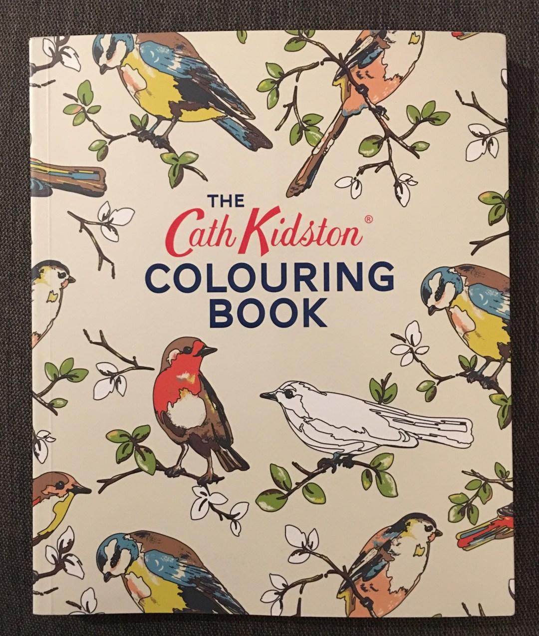 The Cath Kidston Classic Colouring Book