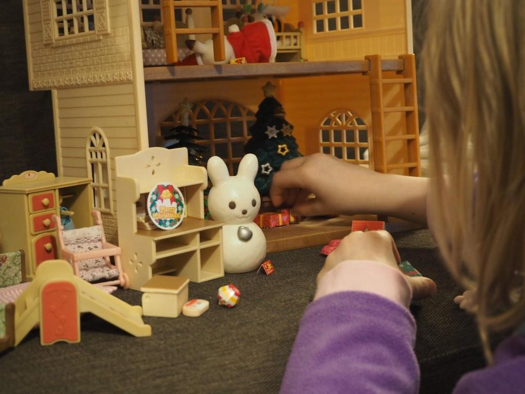 Christmas small world play