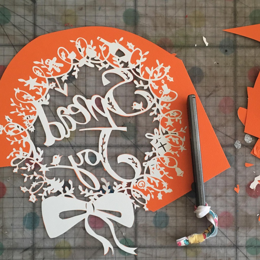 EmbellishBox - monthly templates for paper cutting