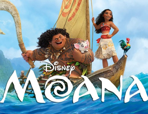 Moana Classic Doll review