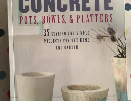 Making Concrete Pots, Bowls, and Platters by Hester van Overbeek