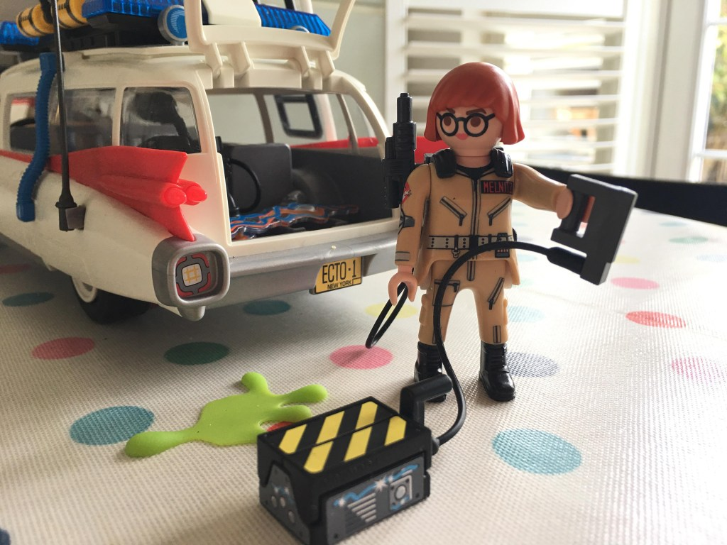 Playmobil Ghostbusters Ecto-1 car review