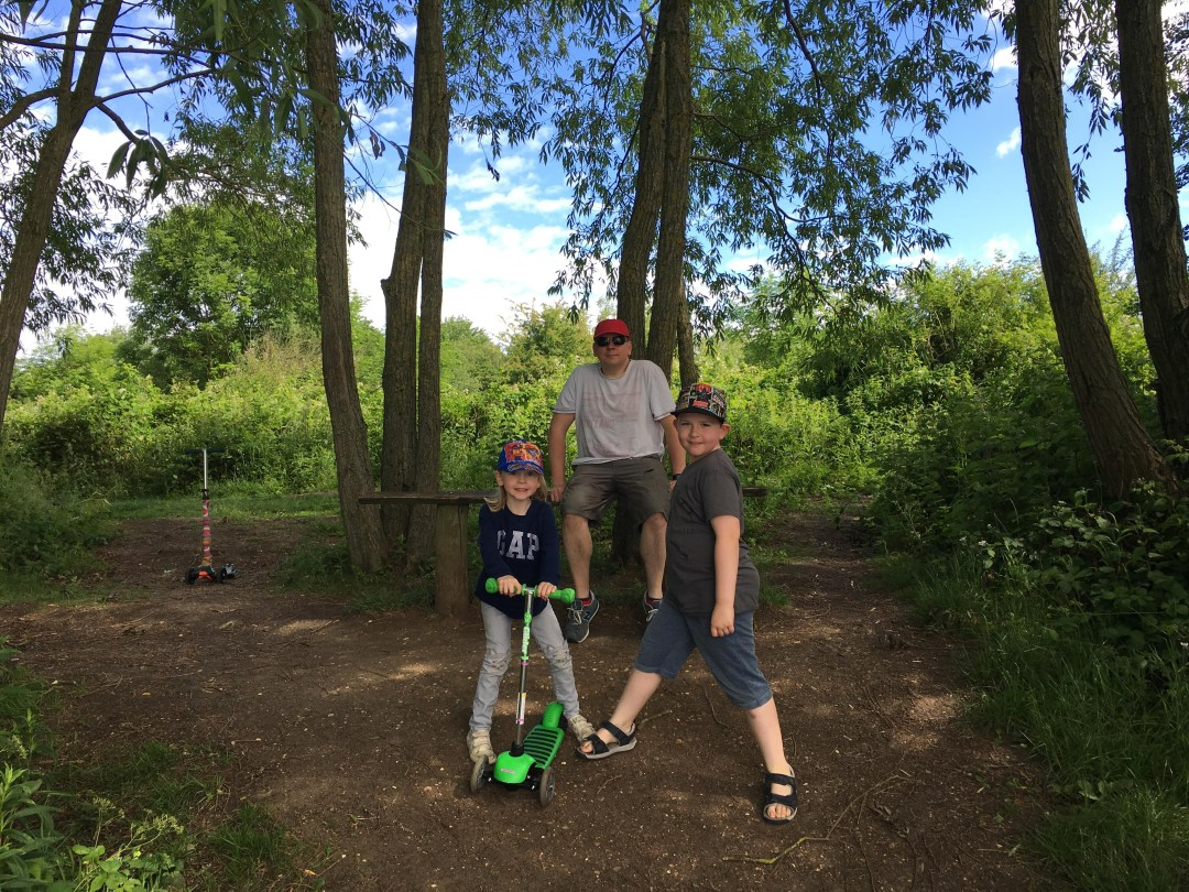 a walk through Ruislip Lido