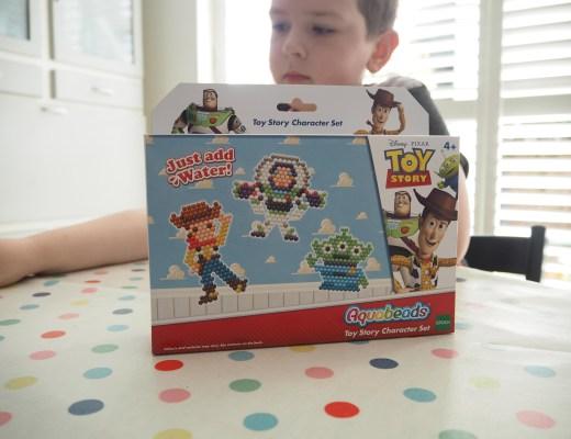 Aquabeads Toy Story figure set