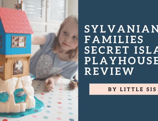 Sylvanian Families Secret Island Playhouse