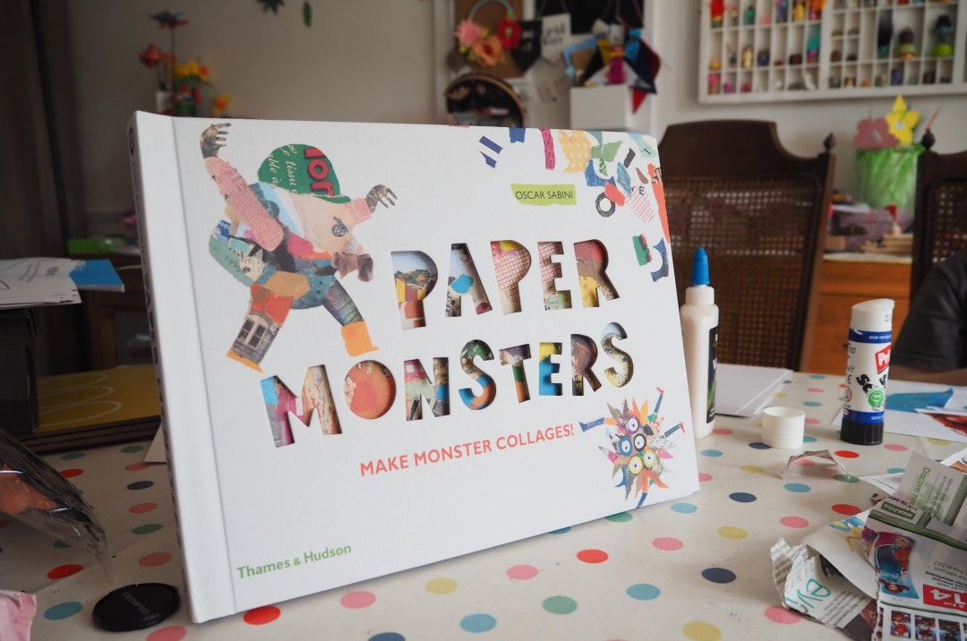 Paper Monsters by Oscar Sabini