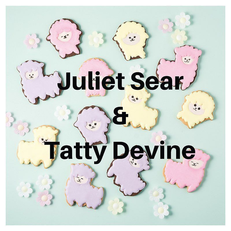 Kawaii Cakes Biscuit Icing Workshop at Tatty Devine