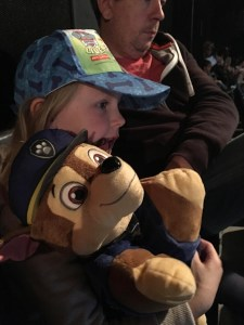 Our experience at Paw Patrol Live