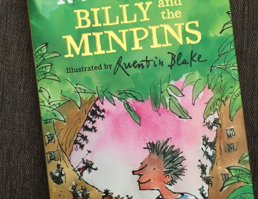 Roald Dahl's Billy and the Minpins