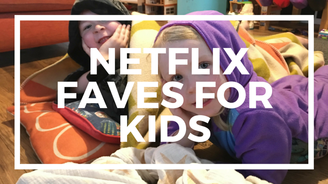 Top Bank Holiday Netflix faves for kids